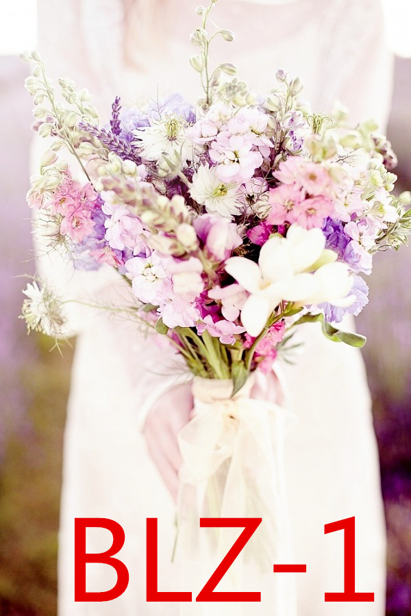 Wedding Bridal Accessories Holding Flowers 3303 BLZ