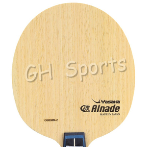 Image 5 - Yasaka Originele Alnade Alc (Liang Jingkun, Made In Japan) arylaat Carbon Tafeltennis Blade Racket Ping Pong Bat Paddle