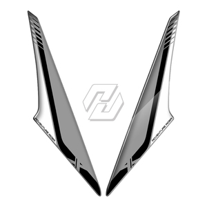 Image 2 - Para honda X ADV 750 xadv 2017 2020 scooter frente carenagem adesivo
