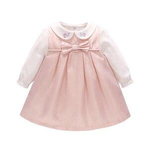 Vestido infantil pintoresco de 2020 para niñas. Vestidos blancos de encaje para bautizo. Ropa de bebé para fiestas de cumpleaños y bodas para niñas.