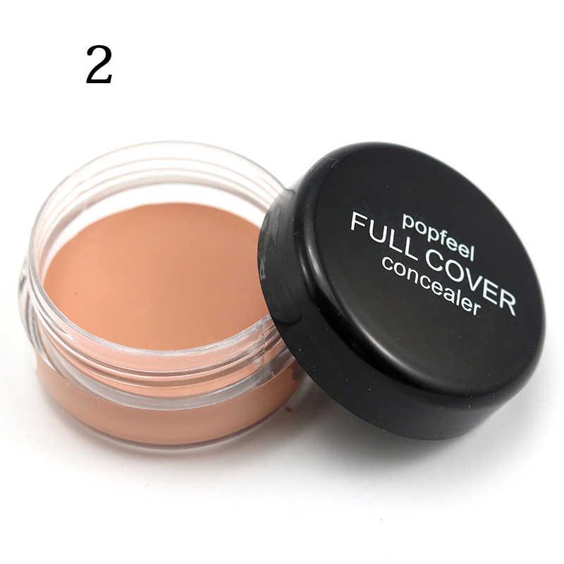 קרם הגנה בסיס קונסילר קרם קונסילר בסיס לחות הלבנת איפור חשוף עבור פנים יופי איפור