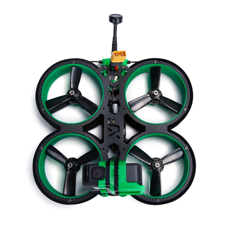 iFlight Green Hornet 3 Inch SucceX-E Mini F4 Runcam 2 Cam CineWhoop 4S 6S FPV Racing RC Drone RC Quadcopter Multicopter