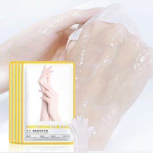 1 pair Hand Mask Exfoliating Dead Skin Rejuvenation Exfoliating Anti-Drying Gentle Moisturizing Calluses Hand Care Essence TSLM1