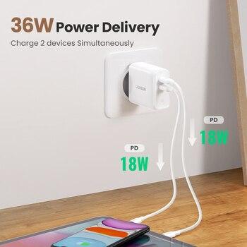Зарядное устройство Ugreen PD36W
