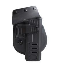 Funda táctica Universal funda de pistola para Glocks G17, G19, G45, G22, G23, G31, G32, G34, G35