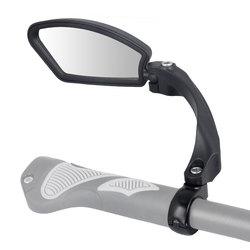 Niezniszczalny obiektyw ze stali nierdzewnej 1 szt. Lustro rowerowe jasny szeroki zakres tylny celownik reflektor kąt regulowany w Lusterka rowerowe od Sport i rozrywka na