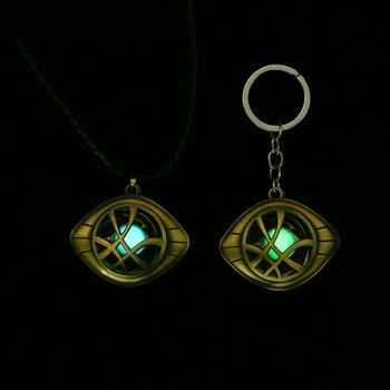 Doctor Strange Infinity War Eye of Agamotto Necklace Pendant (6 Designs) 3