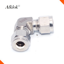 3/4inch SS304 gas seal hose union elbow pipe fitting