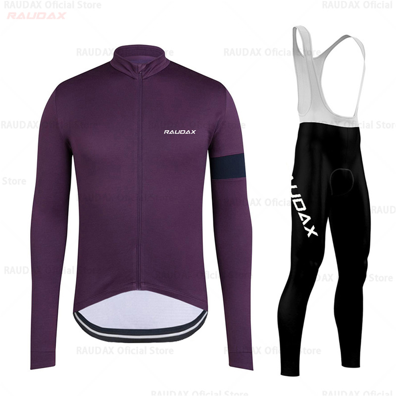2019 Spring/Autumn Men's Cycling Jersey Set Maillot Ropa Ciclismo Long Sleeve Bike Set MTB Bike Cycle Breathable Bike Uniform|Cycling Sets| |  - title=