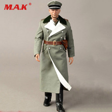Collectible 1/6 WWII World War II German Armed SS Imperial Division Master Paul Hausser Action Figure model 3R (GM642) цена