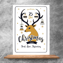 ZhuoAng Christmas deer Clear Stamps/Silicone Transparent Seals for DIY scrapbooking photo album Clear Stamps