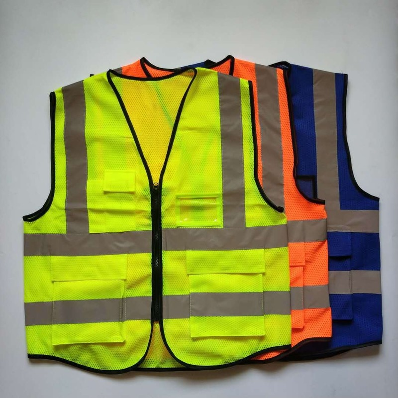 Honey Car Reflective Clothing For Safety Vest Body Safe Protective Device Traffic Facilities For Running Cycling Sports Clothing Vest