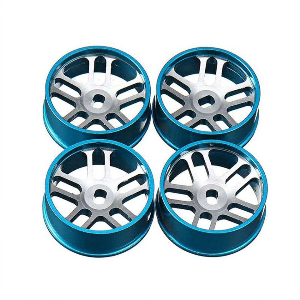 Wheel Hubs Reifen Rims Set für Wltoys P929 P939 k969 K979 K989 K999 RC Auto 1:28