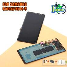 "6,"" для samsung Note 8 lcd Note8 ЖК-дисплей с сенсорным экраном дигитайзер в сборе для samsung Pro N9500 N9500F N900D N900DS"