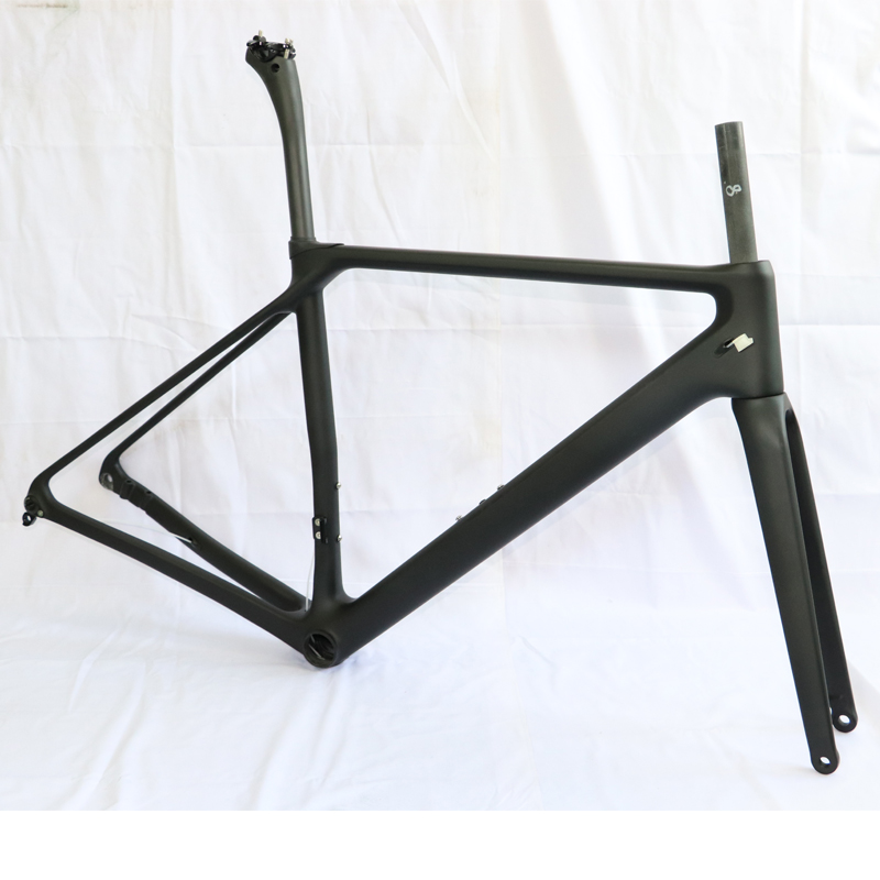 2020 New Carbon Fiber Super Light Road Frame Disc Version