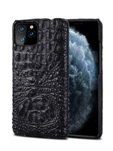 Crocodile Phone-Case Marvel-Cover 8-Plus 11-Pro Luxury for Apple 11/11-pro/11/.. 100%Genuine