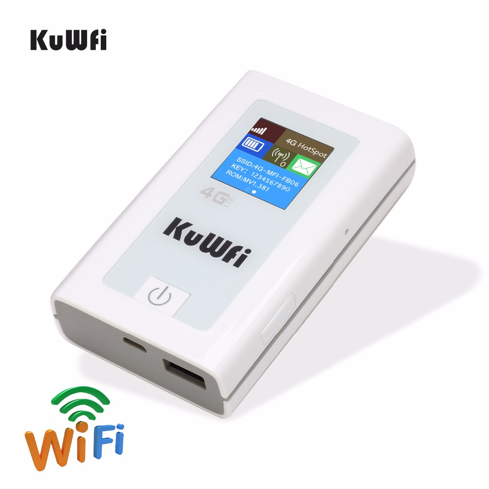 KuWFi-Power-Bank-4G-LTE-Router-3G-4G-Sim-Card-Wifi-Router-Pocket-150Mbps-CAT4-Mobile (2)