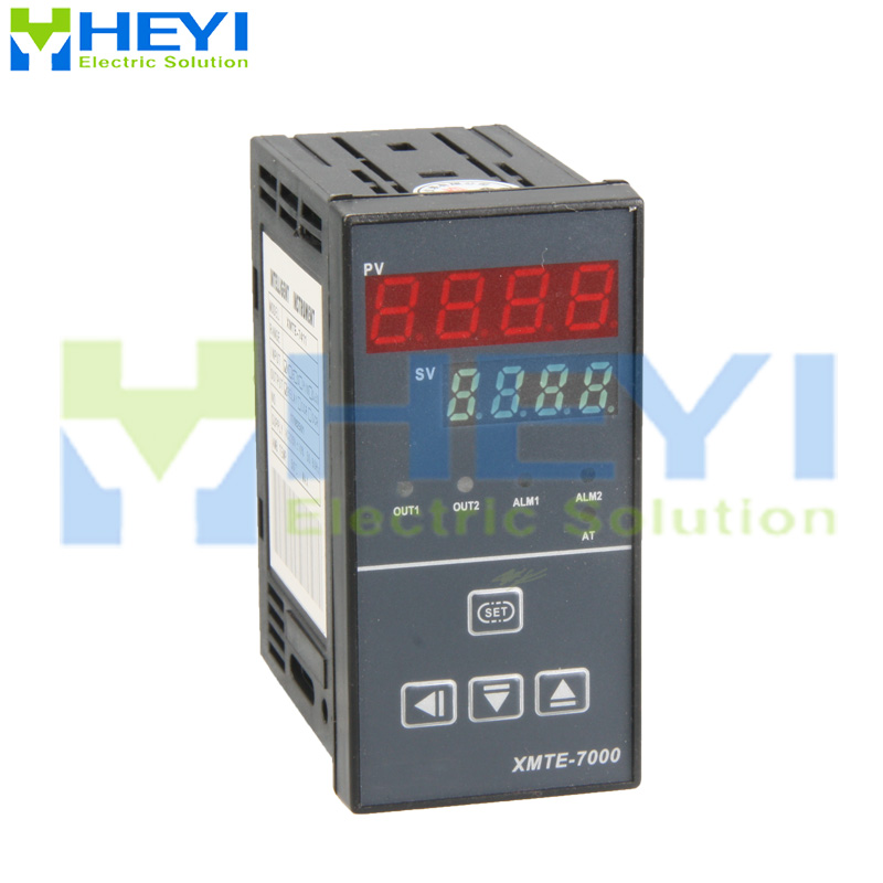 XMTE-7000 Series Temperature Controller Can Add Need Functions New Multi-function Temperature Controller (Please Contact Us)