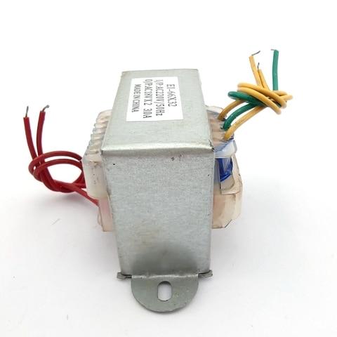 transformador de audio 220 v para unico