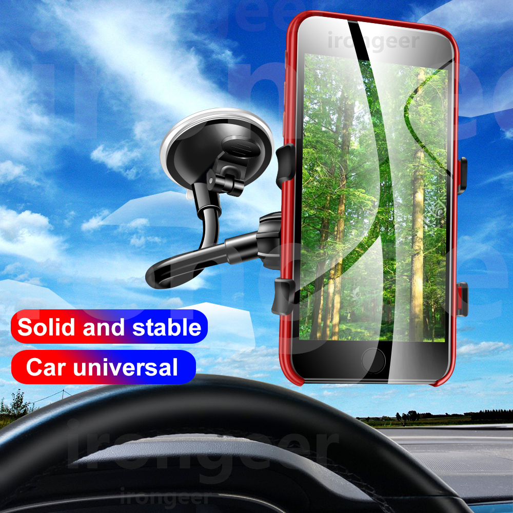 Car Holder Mobile Phone Stand 360 Degree Lazy Holder For Huawei Samsung Xiaomi Redmi Lg Cell Stand Clip Bracket Car Phone Holder