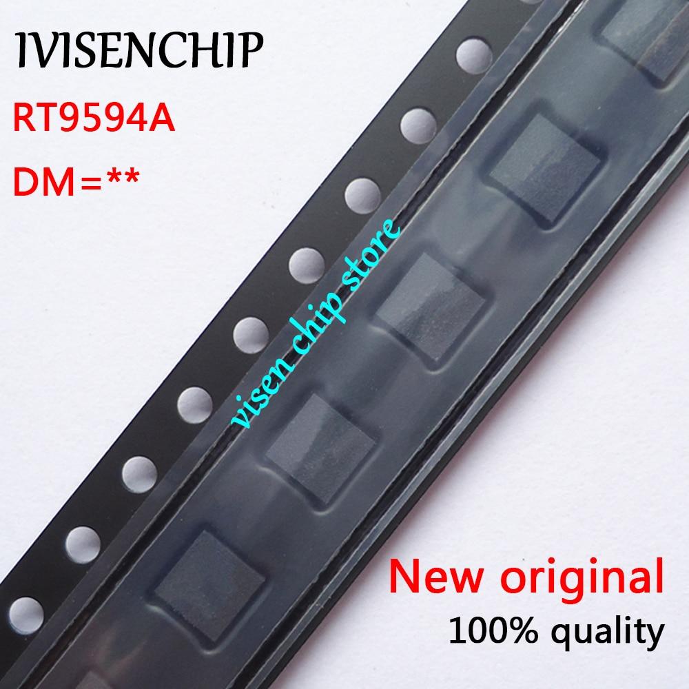 5-10pcs RT9594AGQW RT9594A (DM=EE DM=DM DM=ED...) QFN-16