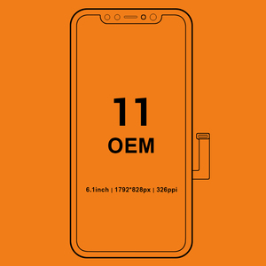 Image 1 - 아이폰 11 프로 최대 LCD 디스플레이 화면 디지타이저 아이폰 11 LCD 화면에 대 한 터치 스크린 어셈블리에 대 한 3pcs