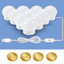 USB LED Lamp Wall…
