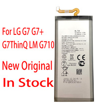 Original BL T39 For LG G7 G7+ G7ThinQ LM G710 BLT39 3000mAh Smart Phone Battery