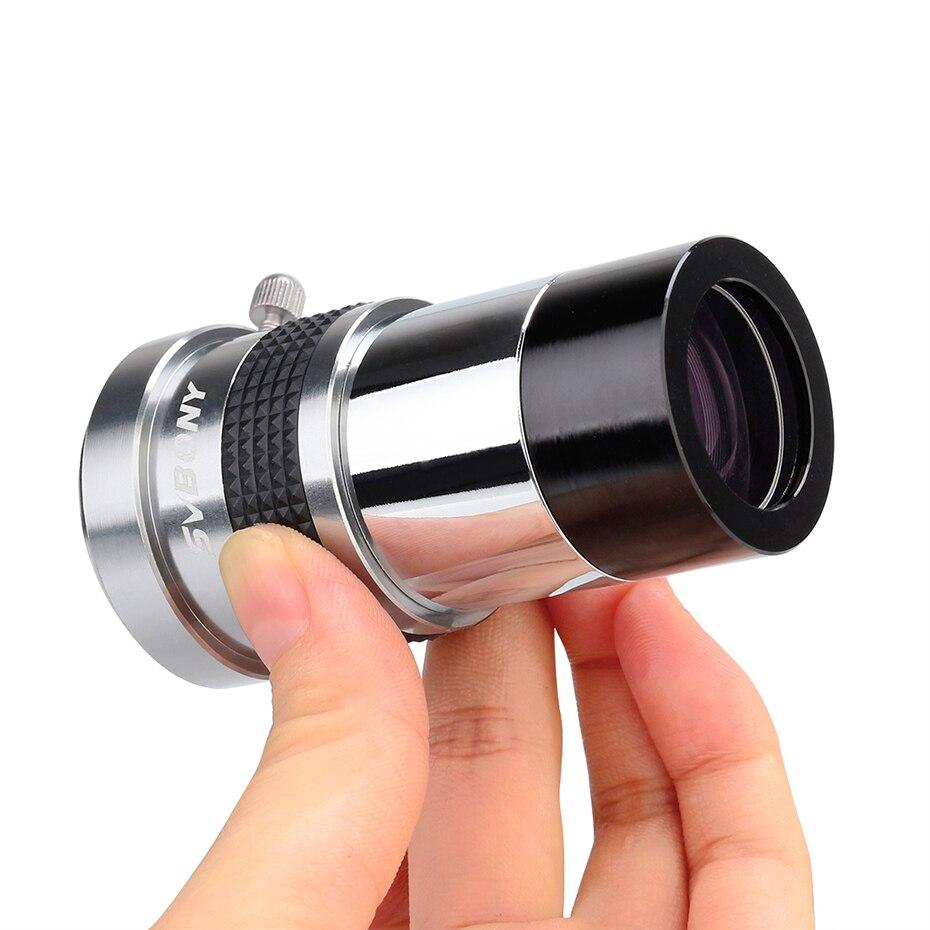 Svbony sv137 1.25 inchs 2x barlow lente
