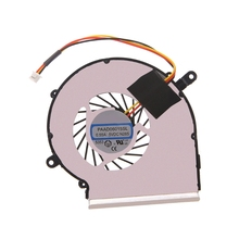Laptop Cooling Fan For MSI GE62 GE72 GL62 GL72 PE60 PE70 Series PAAD06015SL N302 LX9A new uk laptop keyboard for for msi steelseries gt72 gs60 gs70 ws60 ge62 ge72 keyboard backlit