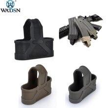 WADSN-chargeur de Magazine et accessoires de pistolet tactique Airsoft M4 M16, 5.56 boucles rapides, en caoutchouc Airsoft