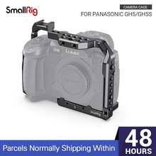 Smallrig для panasonic lumix gh5 /gh5s клетка камеры с резьбой