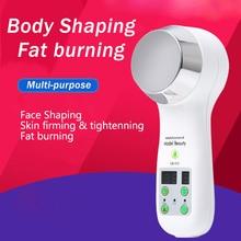 Аппарат для похудения, антицеллюлитный массаж, кавитация, ультразвуковая терапия, потеря веса, жира, массажер для лица, устройство для омоложения кожи