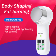 Slimming Anti Cellulite Massage Cavitation Machine Ultrasound Therapy Weight Loss Fat Massager Facial Skin Rejuvenation Device