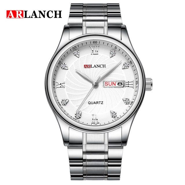 Фото arlanch брендовые роскошные часы унисекс для влюбленных пар цена