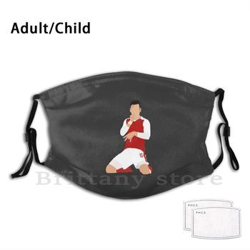 Mesut ?zil. Football. Print Washable Filter Euro Football Leagues Mask Mesut Ozil Ozil Ozil Art Ozil Footballers Sportman image