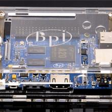 Banana Pi M1+ Board good quality Acrylic Clear Case/Box