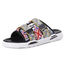 2020 Fashion Shoes Men Crocse Slippers Men Shoes  Beach Slippers Leather Shoes Men Summer Slippers Male935 padegao men s shoes slippers hbc