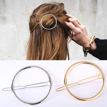 Hair-Clip Head-Accessories Barrette-Stick Wholesale Fashion Women for Round Cheap