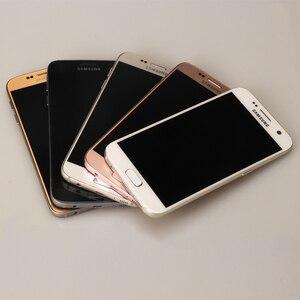 Image 5 - 5,1 Super Amoled дисплей с рамкой для SAMSUNG Galaxy S7 Плоский ЖК дисплей G930 G930F сенсорный экран дигитайзер в сборе Запасная часть