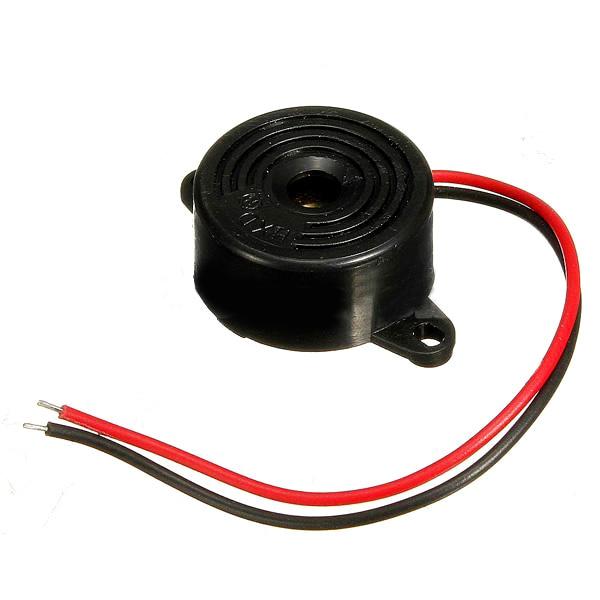 Sound Elements Sensor Active Buzzer Piezo Alarm Beeper Sounder Beep