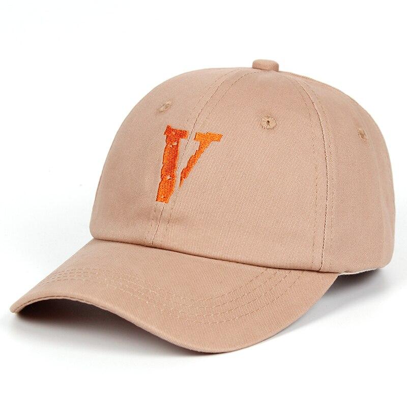 Kanye West V Live 100% Cotton letter embroidery Baseball Dad Hat  4