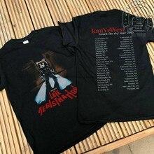 Kanye west registro tardio tour 2005 concerto camiseta hip hop rap tamanho S-5XL