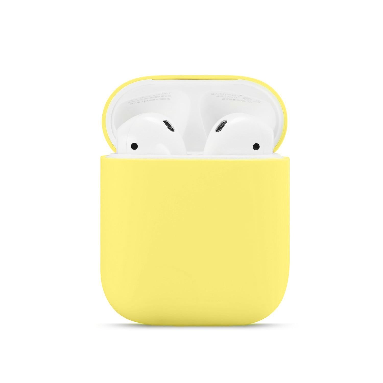 Mehki silikonski etuiji za Apple Airpods 1/2 zaščitni bluetooth - Prenosni avdio in video - Fotografija 3