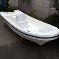 5.9m Double-layer FRP Fishing Boat Speedboat Speed Boat Ship Kayak Vessel Aluminum Yacht Sea Boat High Speed Boat