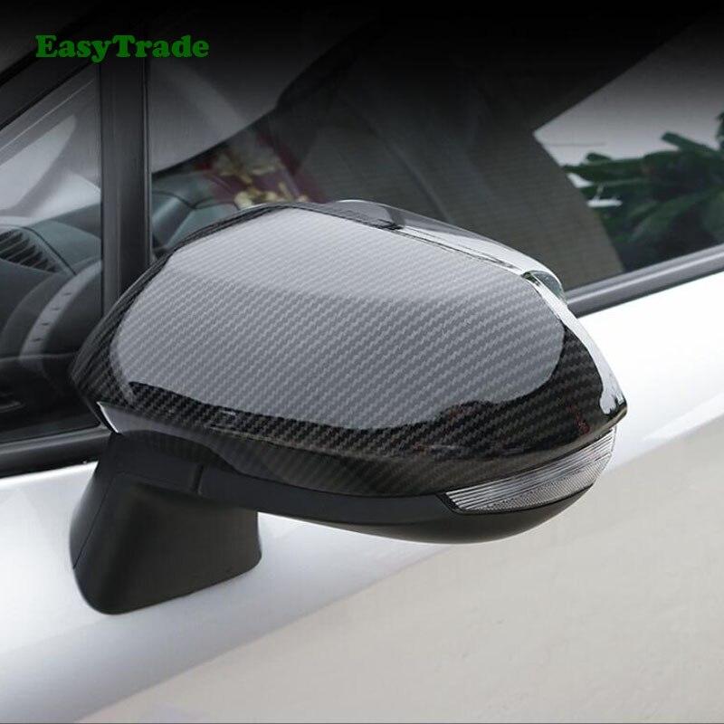 Couvercle de rétroviseur latéral pour Toyota Corolla 2019 accessoires rétroviseur cadre d'aile garniture pour Toyota Corolla 2019 style de voiture