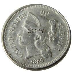 Соединенные Штаты 1866 тройные Фотообои