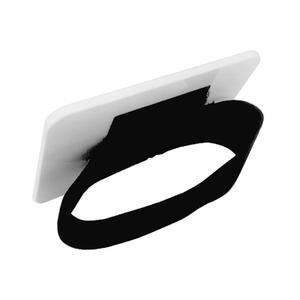 Image 5 - Hand Belt Acrylic Eyelash Pad Individual Eyelash Extension Pallet Volume Lash Holder Traning Makeup Tool School Beauty Studio