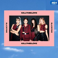 1pcs K-pop Blackpink Kill This Love Lomo Cards New Fashion Transparent PVC Photo Cards For Fans Collection Gift 10*7cm(China)