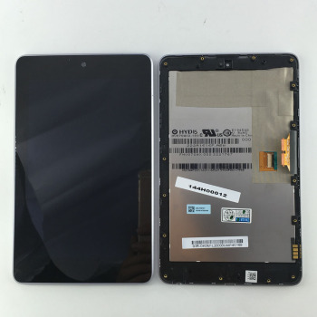 ME370 Display For ASUS Google Nexus 7 1st Gen Nexus7 2012 ME370T LCD Matrix Touch Screen Digitizer Assembly + Frame - sale item Tablet Accessories
